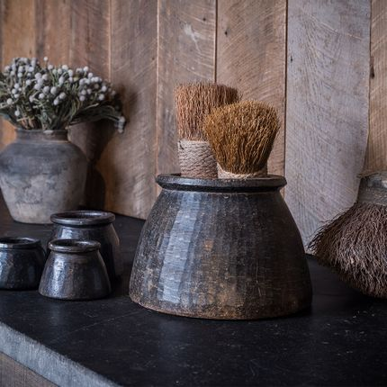Platter, bowls - Natural stone decorative items - ATMOSPHÈRE D'AILLEURS