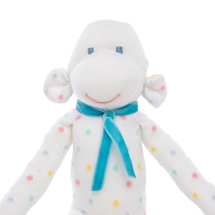 Soft toy - Monsieur Léon - MONSIEUR CHAUSSETTE