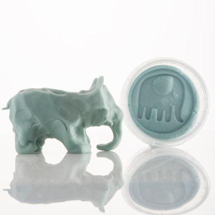 Toys - Ailefo Organic Modeling Clay, small cardboard tube - AILEFO