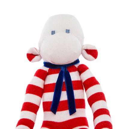 Soft toy - Monsieur Marin - MONSIEUR CHAUSSETTE