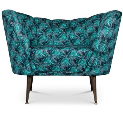 Armchairs - ANDES RARE II ARMCHAIR - BRABBU DESIGN FORCES