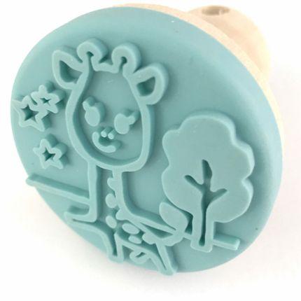 Toys - Ailefo Stamp, Giraffe - AILEFO