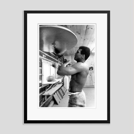 Art photos - Ali In Training - GALERIE PRINTS