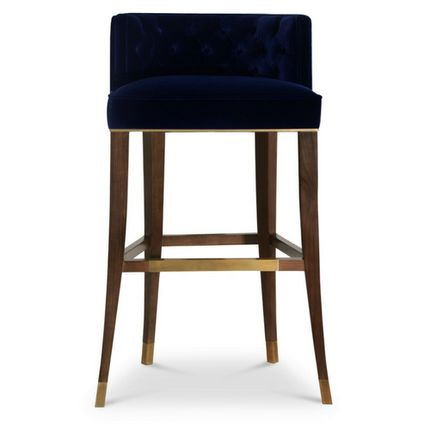 Chairs - BOURBON RARE BAR CHAIR - BRABBU DESIGN FORCES
