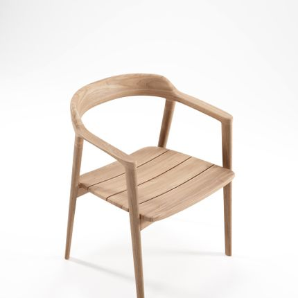 Chairs - GRASSHOPPER ARMCHAIR  - KARPENTER