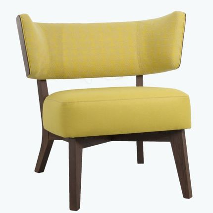 Small armchairs - Lounge Chair LYLA - PERROUIN 1875