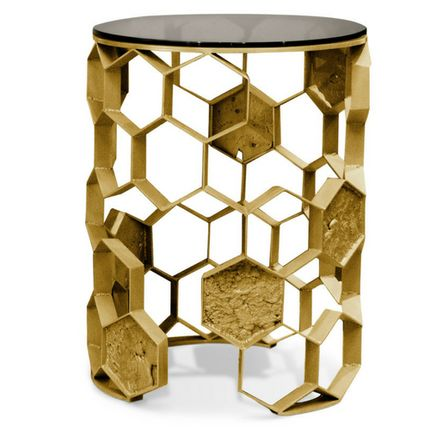 Tables - Table d'appoint MANUKA - BRABBU DESIGN FORCES