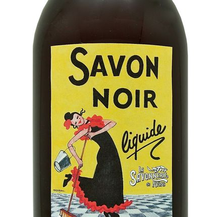 Gift - LIQUID WASHING AND BLACK SOAP - LA SAVONNERIE DE NYONS