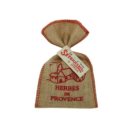 Gift - LAVENDER & HERBES DE PROVENCE SACHETS - LA SAVONNERIE DE NYONS