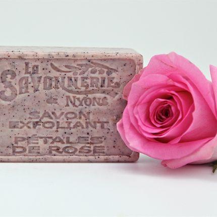 Gift - SAVONS EXFOLIANTS - LA SAVONNERIE DE NYONS