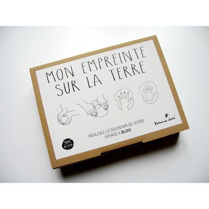 Sculpture - Kit empreinte argile : réalisez le souvenir de votre voyage à … - PATRICIA DORÉ