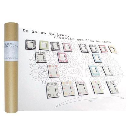 Stationery store - arbre généalogique - PATRICIA DORÉ