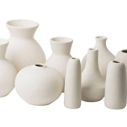 Méridiennes - stoneware vases - BELLINO DULCE FORMA