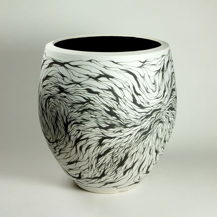 Decorative accessories - Large vase - ALISTAIR DANHIEUX CERAMICS