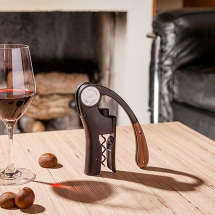 Wine - Oeno Motion Black & Wood - L'ATELIER DU VIN
