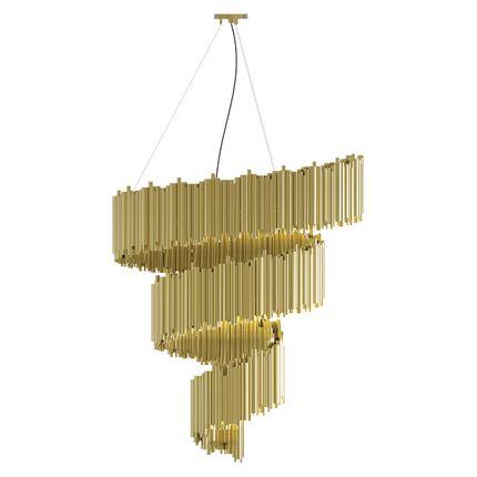 Hanging lights - Brubeck Spiral | Suspension Lamp - DELIGHTFULL