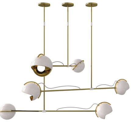 Pendant lamps - Laine | Suspension Lamp - DELIGHTFULL