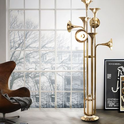 Lampadaires - Botti | Floor Lamp - DELIGHTFULL