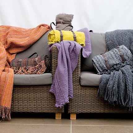 Bed linens - PLAID FLYTE - MANIFATTURA LOMBARDA SRL