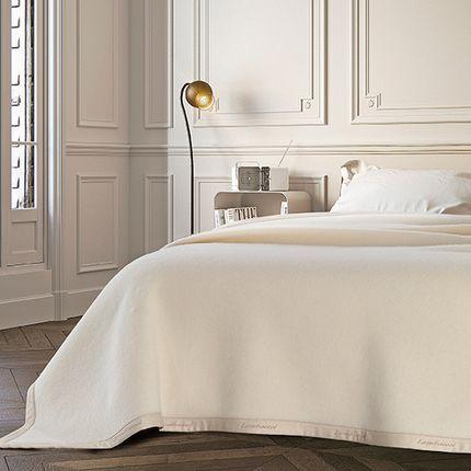 Bed linens - BLANKET LAMBSWOOL - MANIFATTURA LOMBARDA SRL