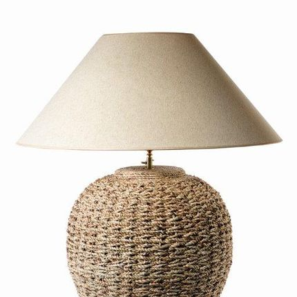 Table lamps - rattan lamp - BELLINO DULCE FORMA