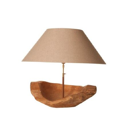 Lampes de table - kruti natural - BELLINO DULCE FORMA