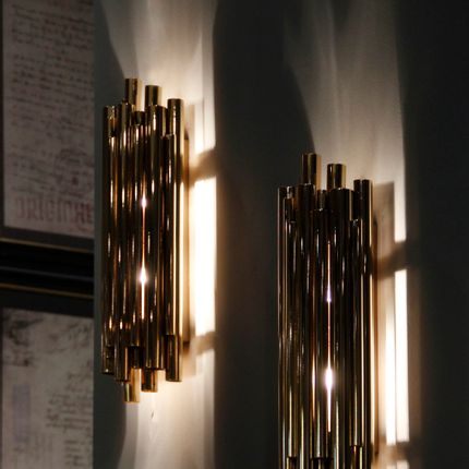 Wall lamps - Brubeck Wall Lamp - DELIGHTFULL