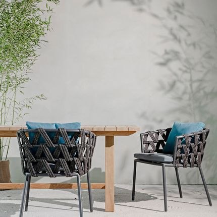 Lawn chairs - Leo dining chair - VINCENT SHEPPARD