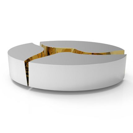 Coffee tables - Lapiaz Center Table Oval - BOCA DO LOBO
