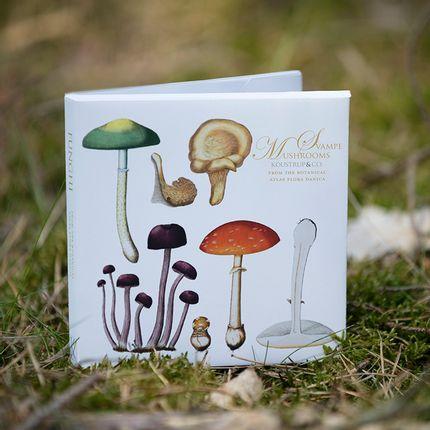 Papeterie / carterie / écriture - Les champignons et les conifères - invitent la nature à l'intérieur. - KOUSTRUP & CO