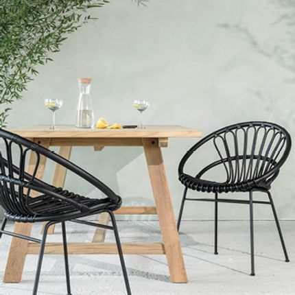 Chaises de jardin - Roxanne dining chair - VINCENT SHEPPARD