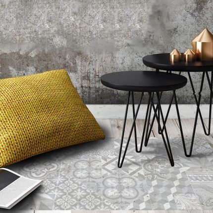 Classic - Vinyle Carpet Effet de Matière - Printed Concrete - CIMENT FACTORY