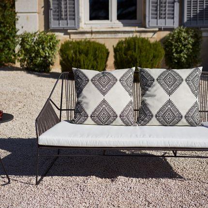 Lawn sofas   - Sandur 2-seater sofa - OASIQ