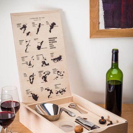Vin - Oeno Box Connoisseur 3 - L'Atelier du Vin