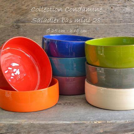 Platter, bowls - BOWL - ARGILE ET COULEURS EN PROVENCE