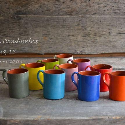 Tasses et mugs - Tasses-Mugs-Ramequins-Bols - ARGILE ET COULEURS EN PROVENCE