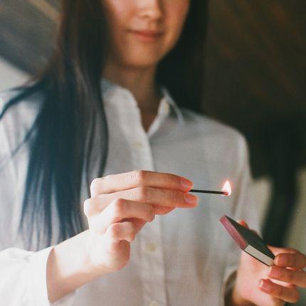 Parfums d'intérieur - hibi ENCENS ALLUMETTE - MARK'S EUROPE