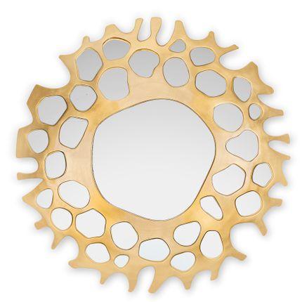 Mirrors - Helios Mirror - MAISON VALENTINA