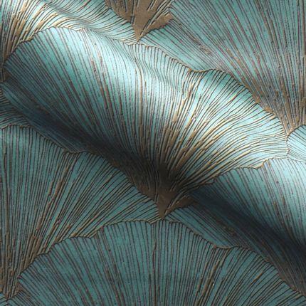 Tissus - VANILLA BLUE - RUG'SOCIETY