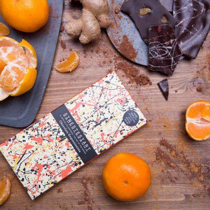 Chocolate - Sinestesiart Artistic Chocolates - ISOL BARCELONA