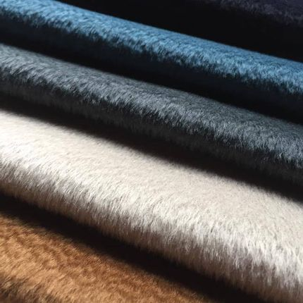 Upholstery fabrics -  Exclusive Boga Alpaca Fabric - INNATA