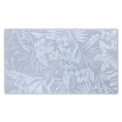 Bath towel - Botanic & Bohemian Light Beach Towels - CASUAL AVENUE