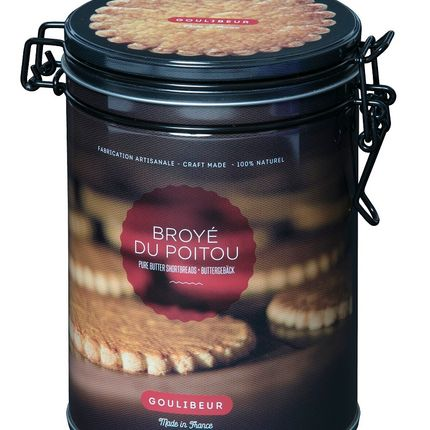 Cookies - TIN BOX TRADITION - GOULIBEUR