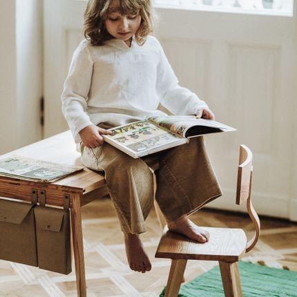 Tables et chaises pour enfants - TABLE - WOODEN STORY