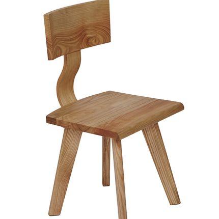 Tables et chaises pour enfants - CHAIR NO. 3 - WOODEN STORY