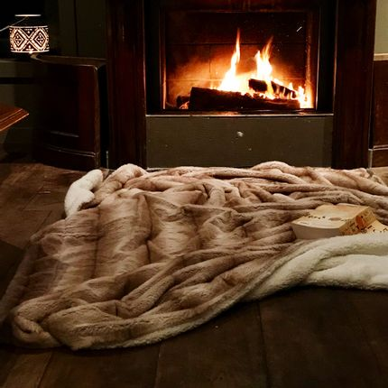 Throw blankets - Plaids Cocooning - Fake fur blankets - PLAIDS COCOONING