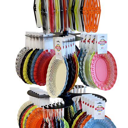 Platter, bowls - VINTAGE RANGE BY SO KITCHEN - ROGER ORFÈVRE
