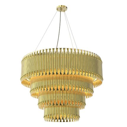 Ceiling lights - Matheny Chandelier - COVET HOUSE