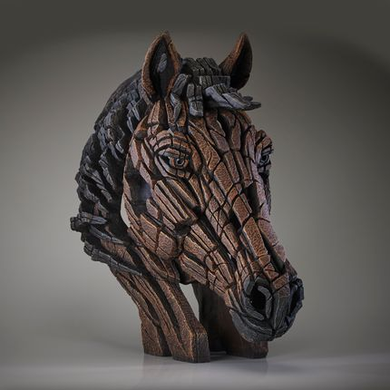 Gift - Buste de Cheval - Edge Sculpture - EDGE SCULPTURE