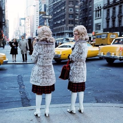 Art photos - Manhattan Twins - GALERIE PRINTS